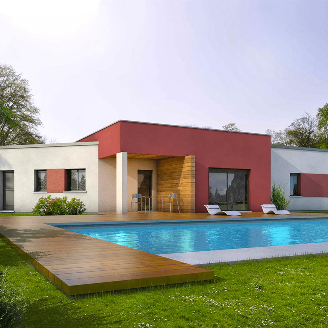 Construire sa maison : un look unique
