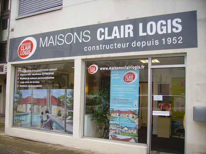 Constructeur maison 03 allier vichy maisons clair logis for Constructeur maison allier
