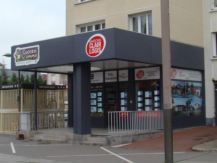 Agence maisons clair logis orl ans 45 loiret for Constructeur maison individuelle loiret