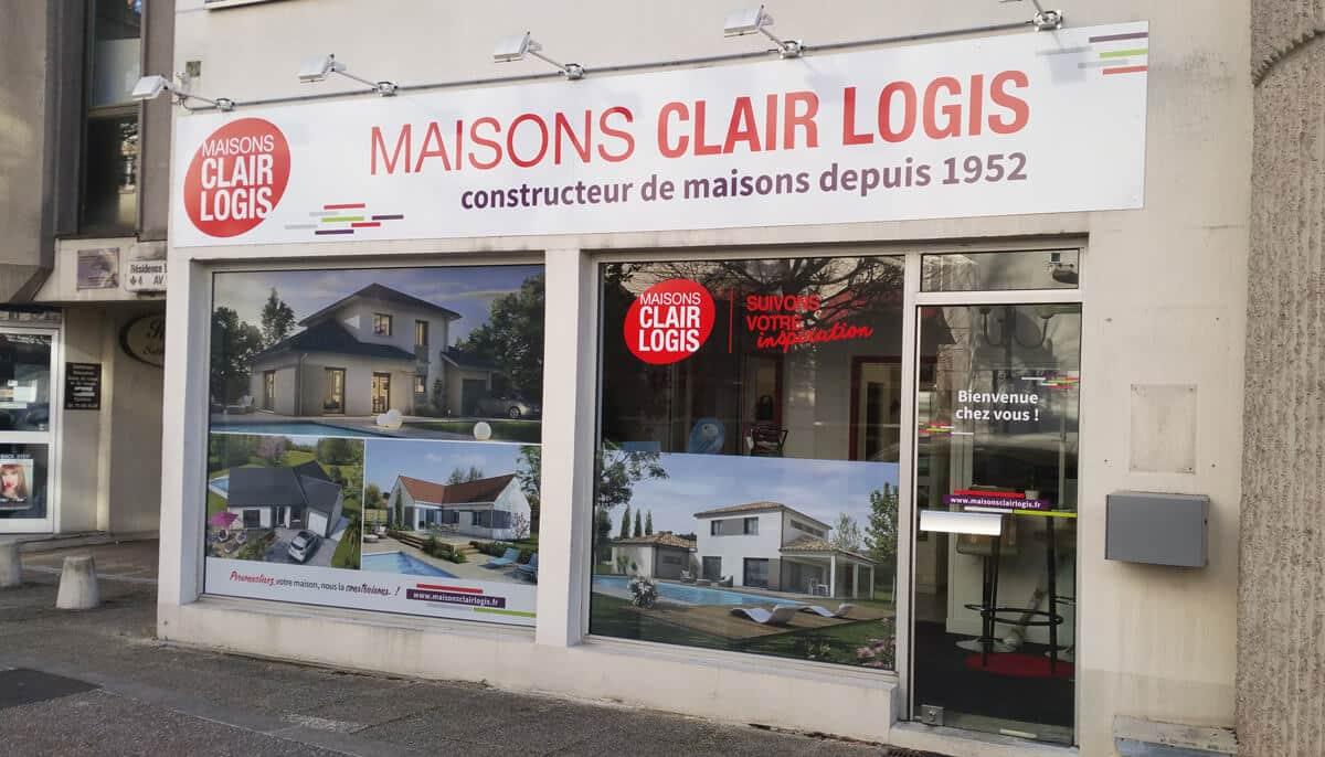 constructeur maison vichy agence maisons clair logis vichy 03200. Black Bedroom Furniture Sets. Home Design Ideas