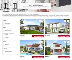 constructeur maison individuelle maisons clair logis