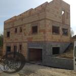 Construction maison ain - maçonnerie