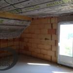 Construction maison combles aménagés
