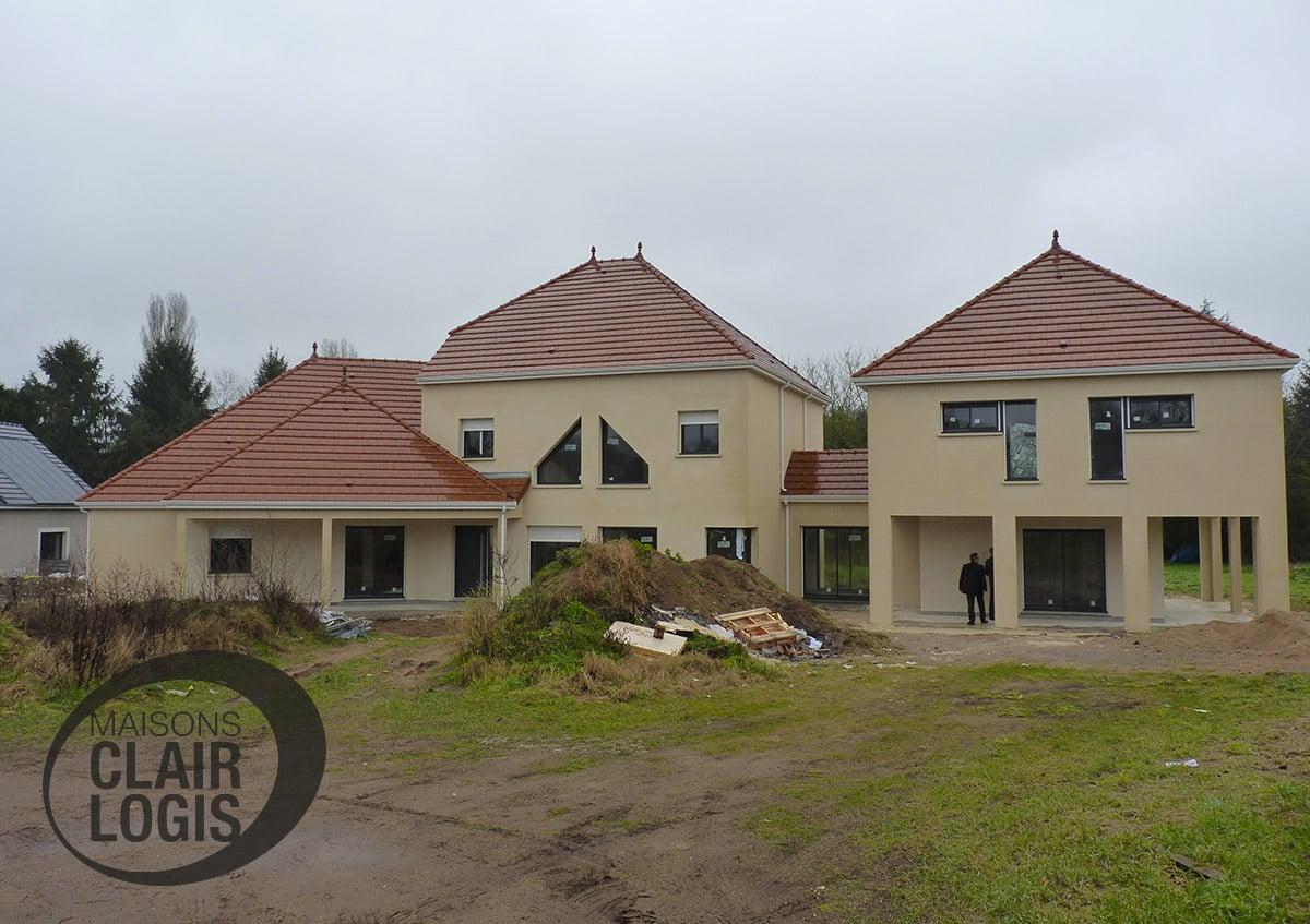 Construction maison Marzy