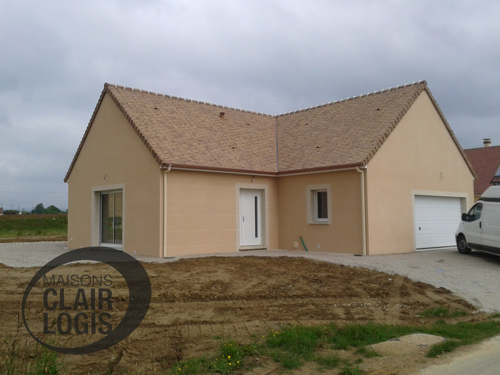 Construction d 39 une maison dans l 39 orne for Construction maison en l