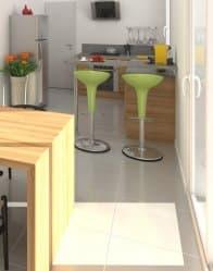 Maison individuelle Jasmin - cuisine ouverte