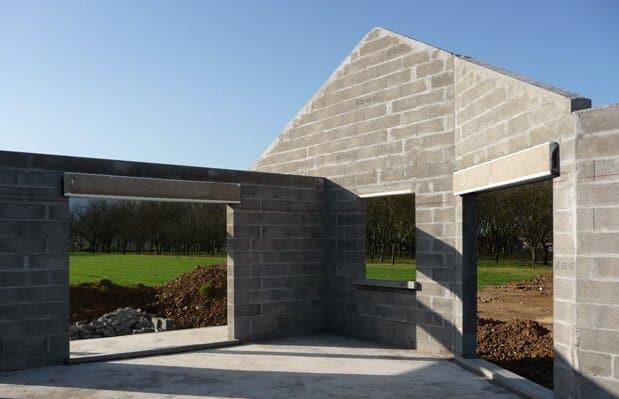 Les tapes de la construction d 39 une maison maisons clair - Les differentes etapes de construction d une maison ...