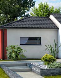 Plan maison moderne z phyr maison plain pied for Fenetres maison moderne