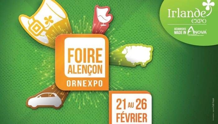 Foire d'Alençon - ORNEXPO - 2018