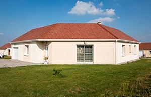 Maison bioclimatique - Maisons Clair Logis