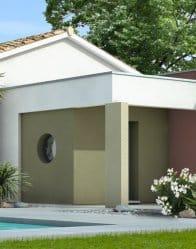 Maison Contemporaine Ang Lique Plan Maison Maisons