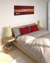 maison contemporaine cornaline plan maison. Black Bedroom Furniture Sets. Home Design Ideas