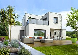 HD wallpapers plan maison individuelle moderne