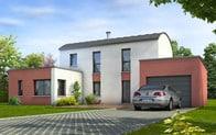 plan maison contemporaine Tourmaline