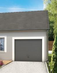 Maison en L avec garage intégré - Maisons Clair Loigis