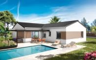Plan maison en L Java