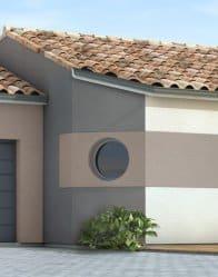 maison traditionnelle de plain pied eridan plan maison. Black Bedroom Furniture Sets. Home Design Ideas