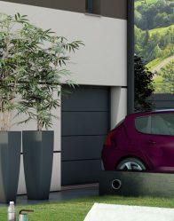 Maison neuve Lauzière - garage intégré