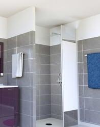 Plan maison moderne bauges plan maison gratuit for Plan douche a l italienne