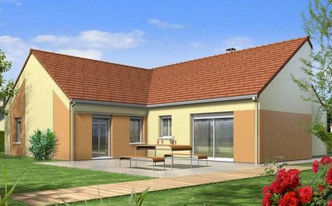 Plan maison Cassiopée