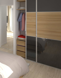plan de maison moderne cytise maisons clair logis. Black Bedroom Furniture Sets. Home Design Ideas