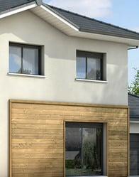 Maison familiale moderne - modèle Mont Blanc