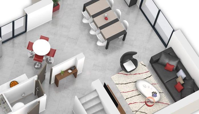 maison familiale mont blanc plan maison gratuit. Black Bedroom Furniture Sets. Home Design Ideas