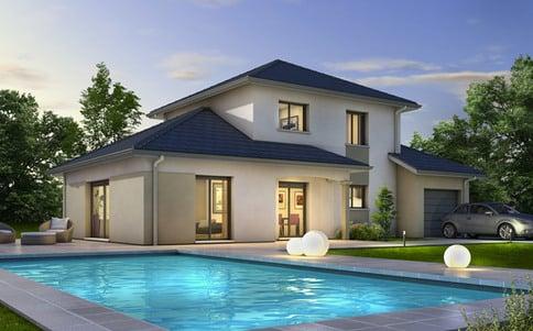 Plan de maison Semnoz