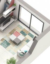 Maison neuve Lotus - large baie vitrée