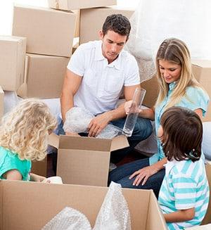 Maison neuve - déménagement