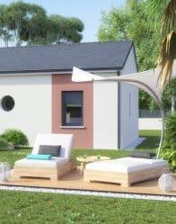 maison neuve Ariane - espace détante