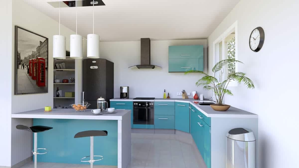 Emplacement Cuisine Dans La Maison maison individuelle : aménagement intérieur | blog mcl