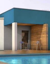 plan de maison contemporaine alexandrite plan maison gratuit. Black Bedroom Furniture Sets. Home Design Ideas