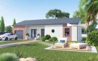 Plan maison plain pied Ariane
