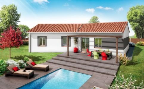 Maison plain pied Mayotte - Plan maison gratuit