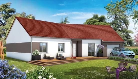 Plan maison en v tulipe plan 3d gratuit for Jeux de construction de maison en 3d