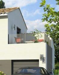 Maison Contemporaine Agate Plan Maison Maisons Clair Logis