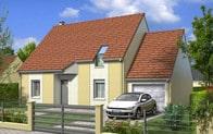 Plan maison gratuit Corail