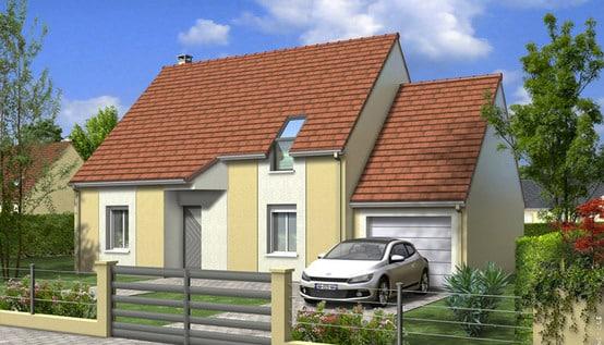 Plan maison gratuit corail maisons clair logis - Maison clair logis avis ...