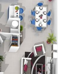 Plan maison 3D gratuit - maison individuelle