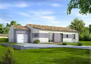 maison moderne traditionnelle ou maison contemporaine. Black Bedroom Furniture Sets. Home Design Ideas