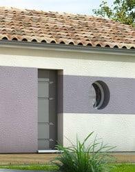 Porte design - maison plain pied Eridan