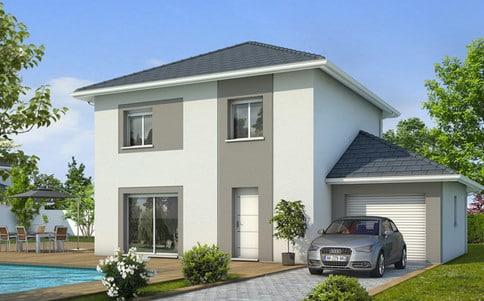 Plan maison gratuit Iseran