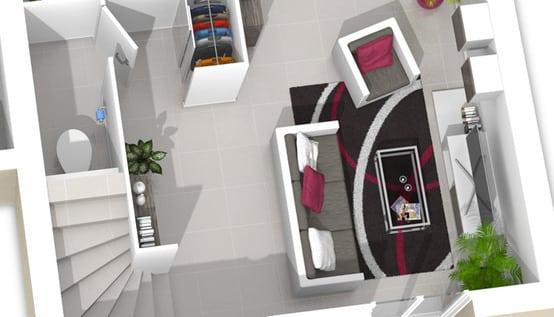 Plan maison gratuit iseran maison individuelle tage for Amenagement cuisine 3d gratuit