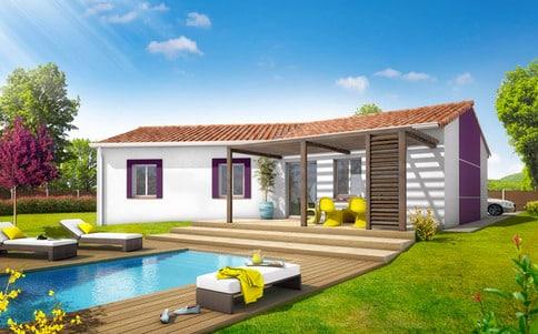 Plan de maison traditionnelle Mayotte