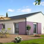 Plan maison 3D Smile - plan gratuit
