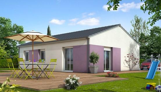 plan de maison gratuit smile maison plain plied. Black Bedroom Furniture Sets. Home Design Ideas