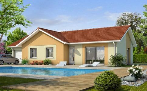 Plan maison gratuit Tournette - plan maison gratuit
