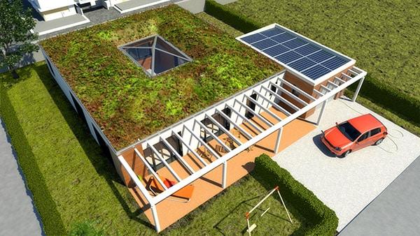 Maison pro eco une maison bbc tourn e vers l 39 avenir for Maison pro eco