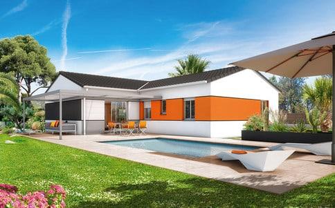 Plan de maison en L Java